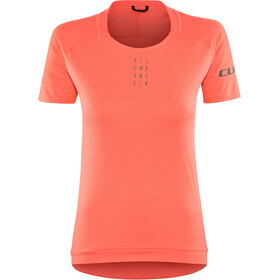 Cube AM Round Neck Jersey shortsleeve Women coral